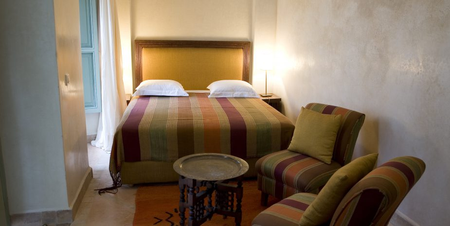 Maroc, Marrakech, Riad Hibiscus